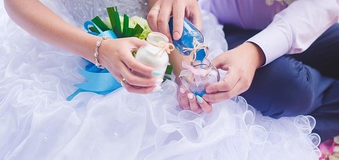 rito de la arena boda civil
